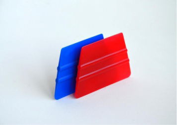 soft strong squeegee trapez